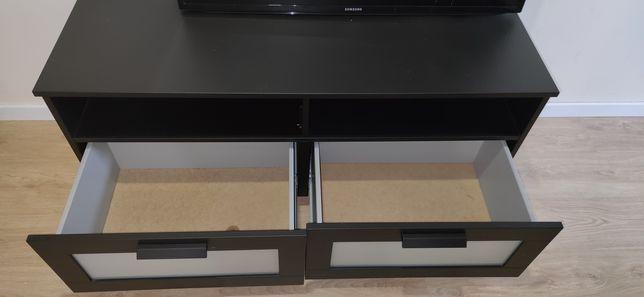 Móvel TV, preto120x41x53 cm