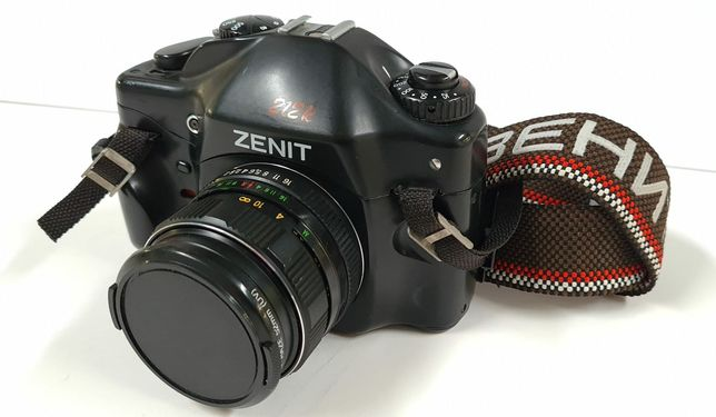 Aparat analogowy Zenit 212 k