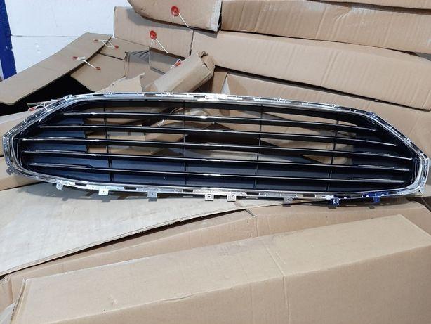 Ford Fusion Mondeo 2013-2019 Фьюжн Мондео Решетка,Бампер перед. задний