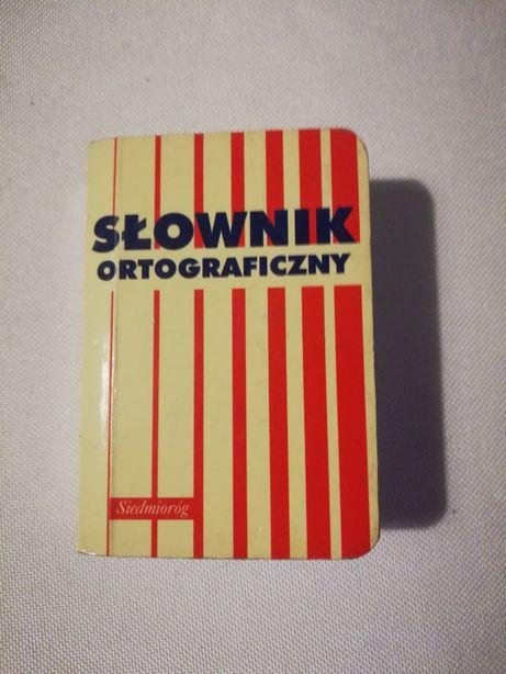 słownik ortograficzny największy w najmniejszym rozmiarze