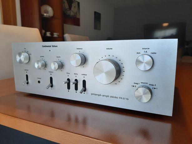 Amplificador Continental Edison