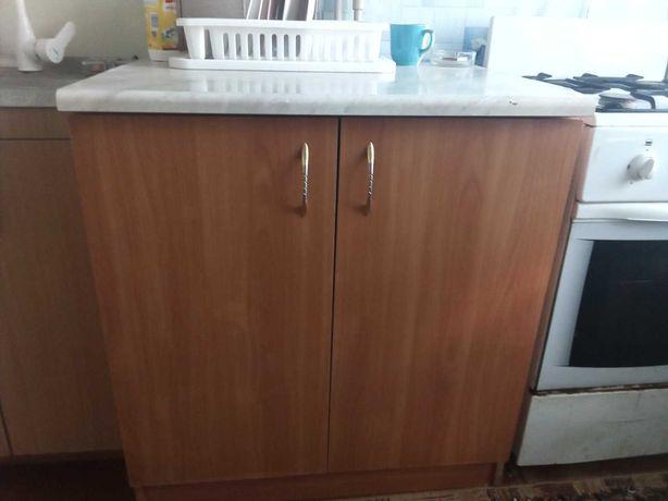 стол кухонный с дверцами