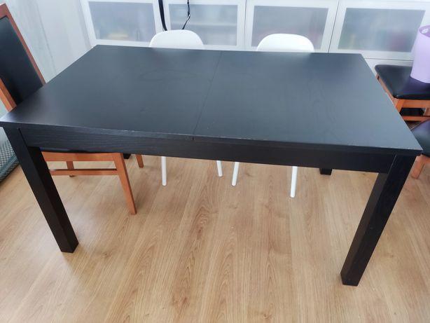 Mesa extensível IKEA + 4 cadeiras