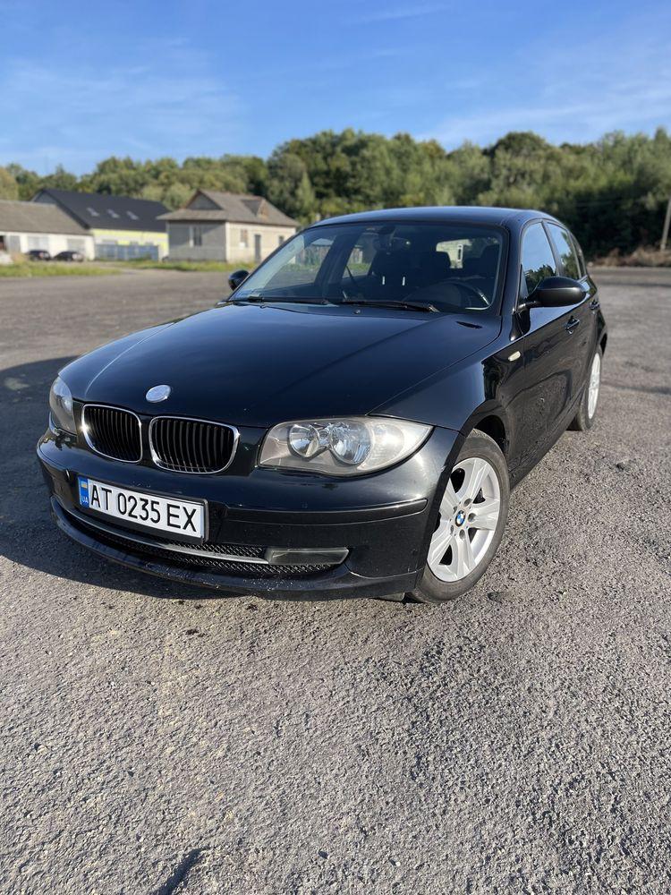BMW 118d . 2008 рік