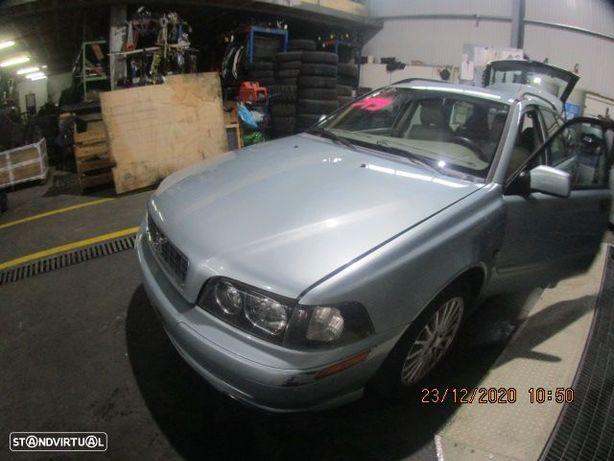 Carros MOT: D4192T3 CXVEL: M56L2 VOLVO / V40 / 10/2002 / 1.9D / 115CV /