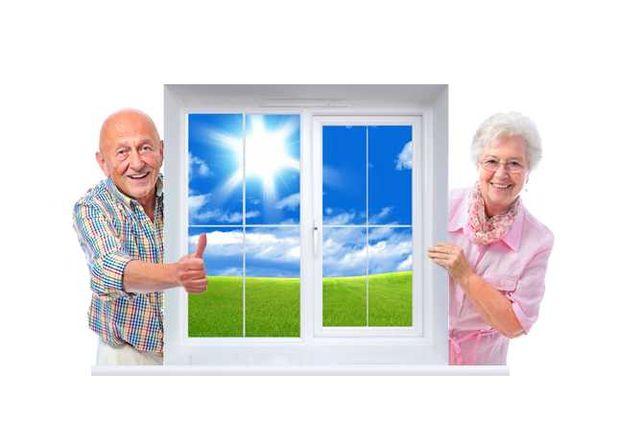Скидка пенсионерам 5 процентов на Металлопластиковые окна. !!!