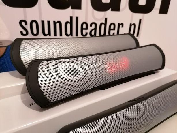 Głośnik bluetooth bezprzewodowy mini soundbar radio odtwarzacz mp3