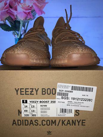 Кроссовки Adidas Yeezy Boost 350 Оригинал