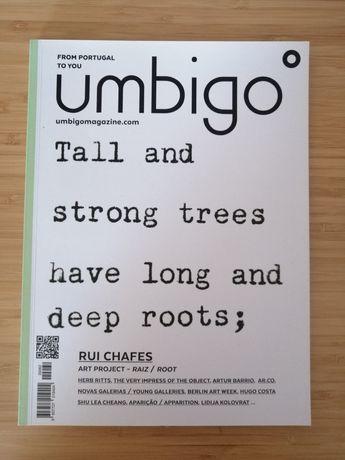 """Revista """"umbigo"""" n°62 Outubro 2017"""