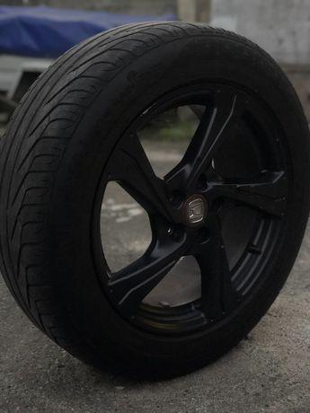 Диски с резиной на Honda CRV 225/65r18