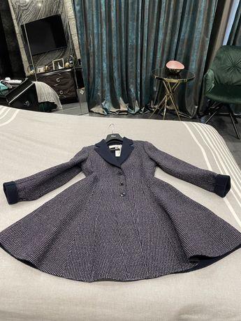 Шикарное пальто Dior! Оригинал!