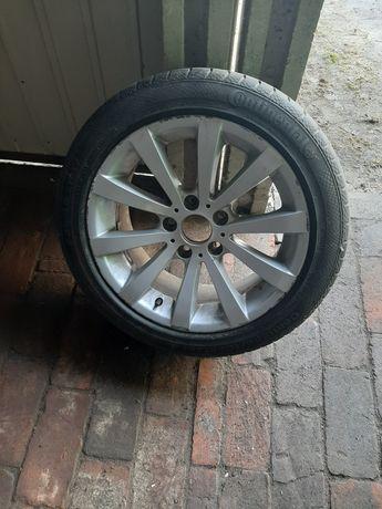 Felga 17 BMW styling (Opona Continental)