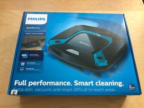 Odkurzacz samojezdny robot PHILIPS SmartPro Easy FC8794