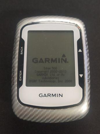 Garmin Edge 500.