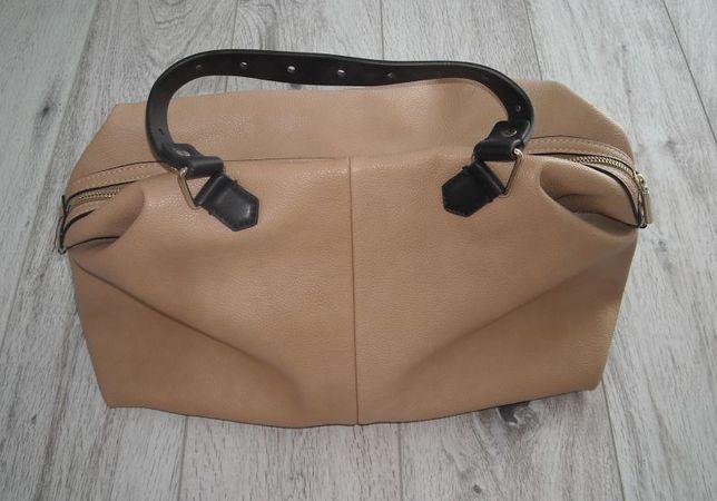 karmelowa torba