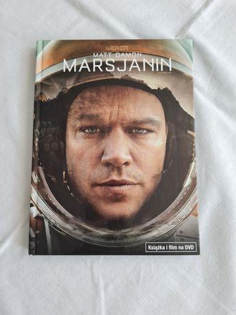 Film DVD Marsjanin