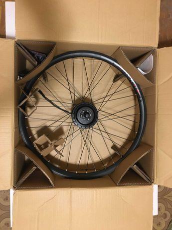 Электро велосипед мотор колесо набор 15Ah 350 перед комплект електро