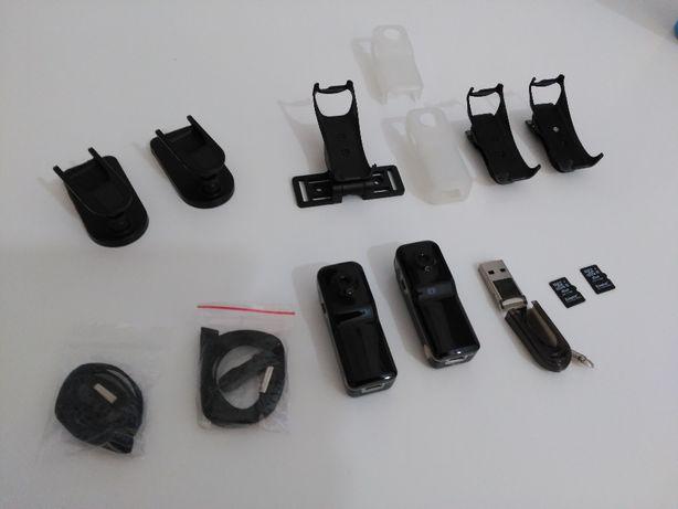 2x Spycam camara portatil
