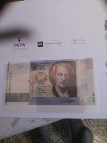 Banknoty kolekcjonerskie