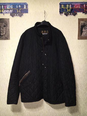Стеганная куртка Barbour стеганка