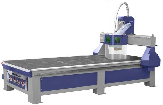 FREZARKA CNC 2030 ploter frezujący 2000x3000 5,5kW