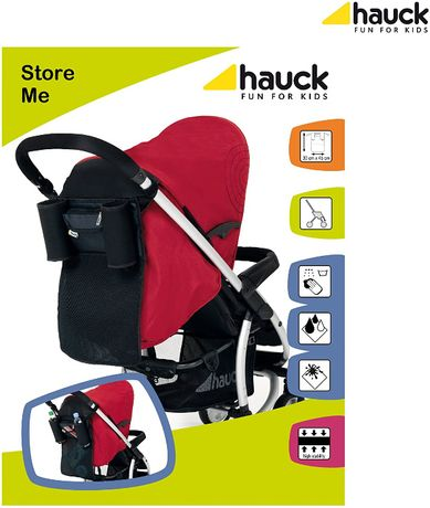 Hauck Store Me - Saco para carro de bebé !!NOVOS!!