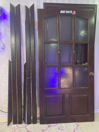 Двери деревянные межкомнатные продам