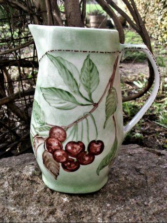 porcelana malowana ręcznie