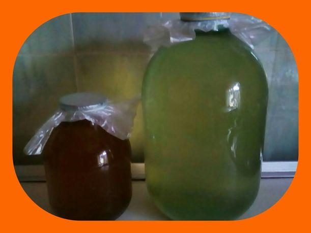 Уксус яблочный,виноградный белый 0.5 л 200р натуральный.