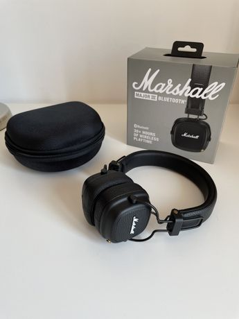 Auscultadores bluetooth - Marshall Major iii Bluetooth Preto