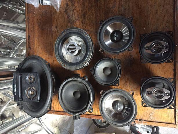 Продам акустические динамики