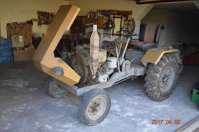 Traktor Ciągnik SAM Silnik 15 KW Andoria OKAZJA