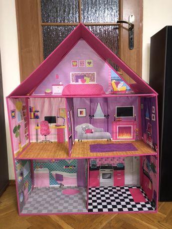 Domek dla lalek + gratis
