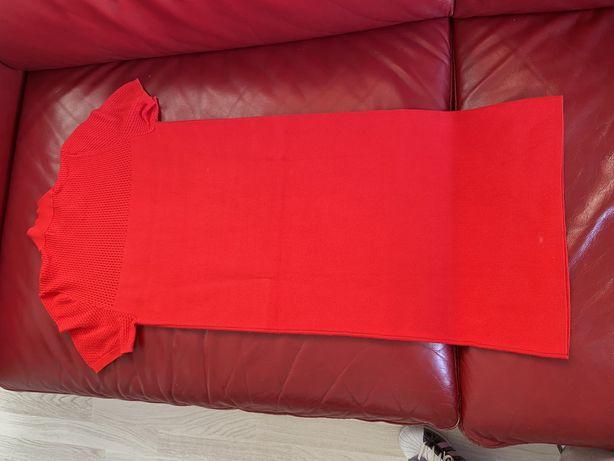 Vestido vermelho Berska