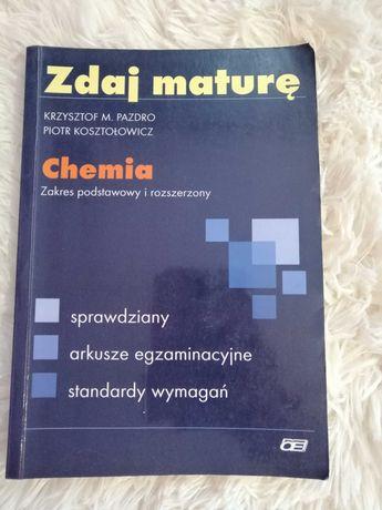 Podręcznik - Chemia zakres podstawowy i rozszerzony