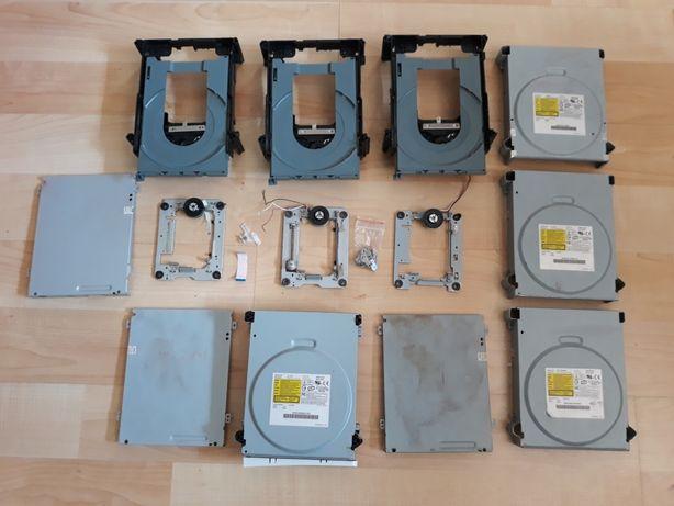 Napędy xbox 360 4szt/40zł do naprawy/na części (liteon/benq)