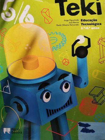 Manual de Educação tecnológica Teki 5 e 6 ano
