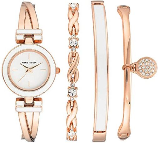 ОРИГИНАЛ | НОВЫЕ: Женские часы ANNE KLEIN AK/3284WRST! Гарантия!