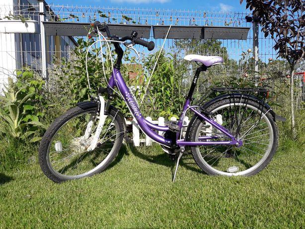 """Rower Unibike Princess koła 24"""""""