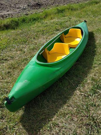 Kayak de 2 lugares com 2 pagaias