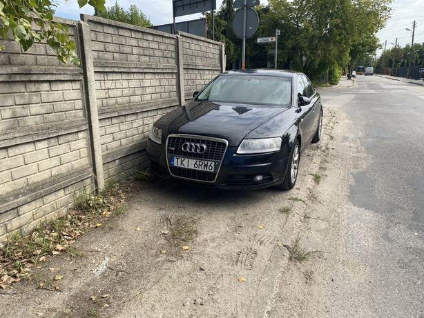 Audi A6 C6 3,0TDI SLine Quattro