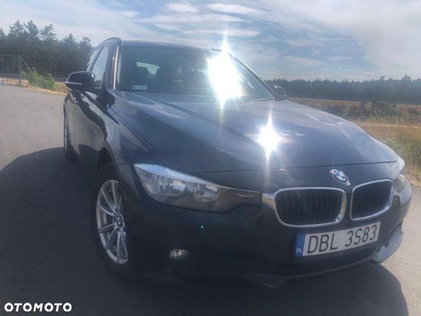 BMW Seria 3 Nawigacja Efficial Dynamic Multifunkcja Klima hak