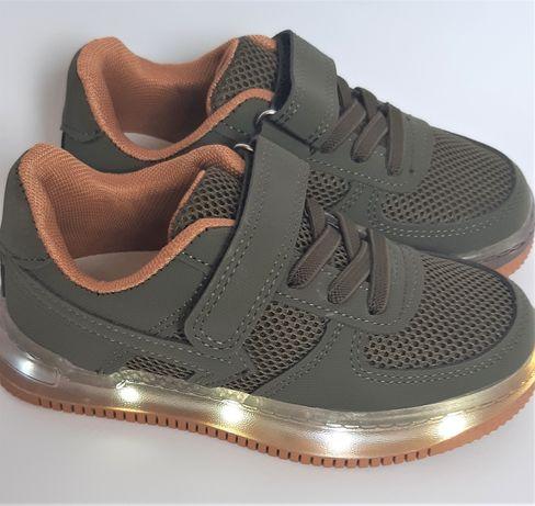 Кроссовки для мальчика ТМ Jong Golf
