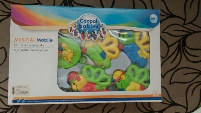 Продам мобиль Canpol babies Эльфы,в интернете 580 грн
