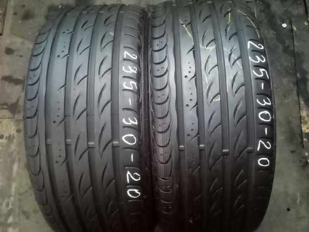 235x30x20 - letnie - Syron Race 1 - roczniki 2016 - bieżniki 5,2 mm