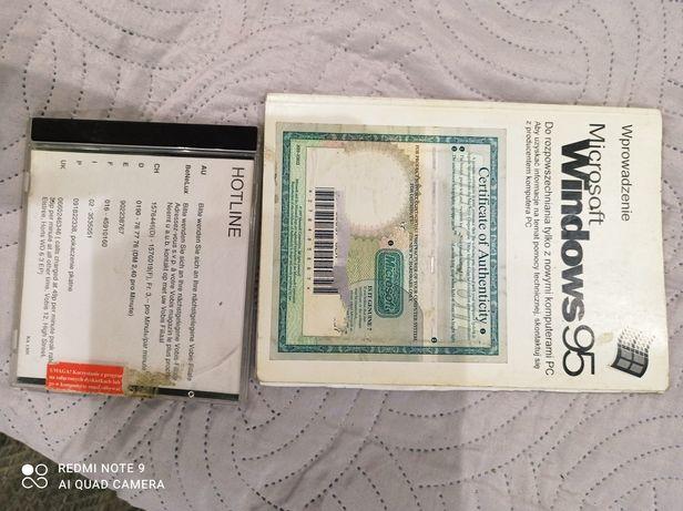 Windows 95 oryginalny