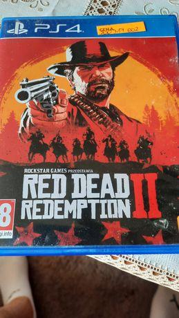Gra ps4 Red Dead redeption II