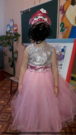 Платье юбка фатин