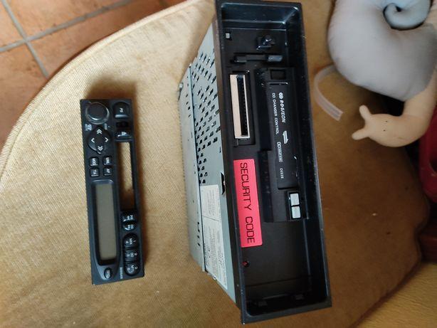 Rádio Nissan Patrol Gr