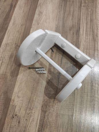 Новый держатель туалетной бумаги из ясеня для туалета ванной аксессуар